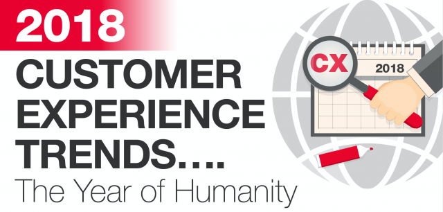 "Image for ""2018 Customer Experience Trends"""